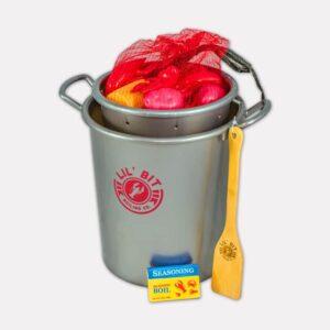 crawfish boil set