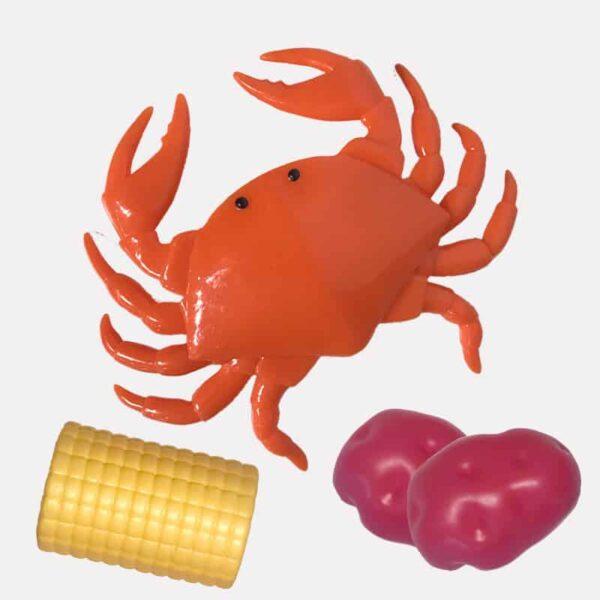 Lil Bit Boil Set | Crab Fixins