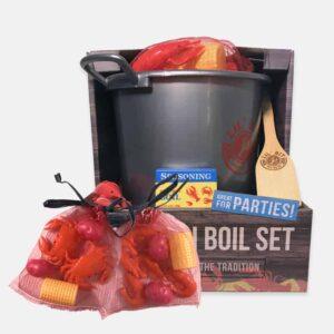 Lil Bit Boil Set | Deluxe toy set