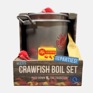 Lil Bit Boil Set | Crawfish toy set